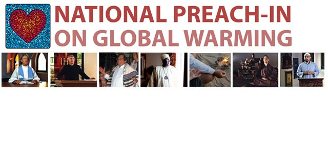 Join the 2013 Preach-In Interfaith Power & Light is mobilizing a religious response to climate change. Each year, we organize the National Preach-In on Global Warming to help clergy bring […]