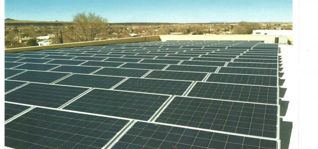 Check out how one congregation is using solar power.