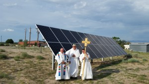 norbertine solar blessing 2