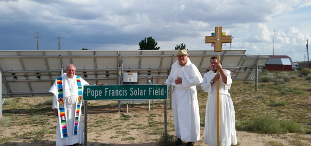The Norbertine Community in Albuquerque celebrated their new solar field, named Pope Francis Solar Field, with a special prayer and blessing in July 2015. The community has previously done energy […]