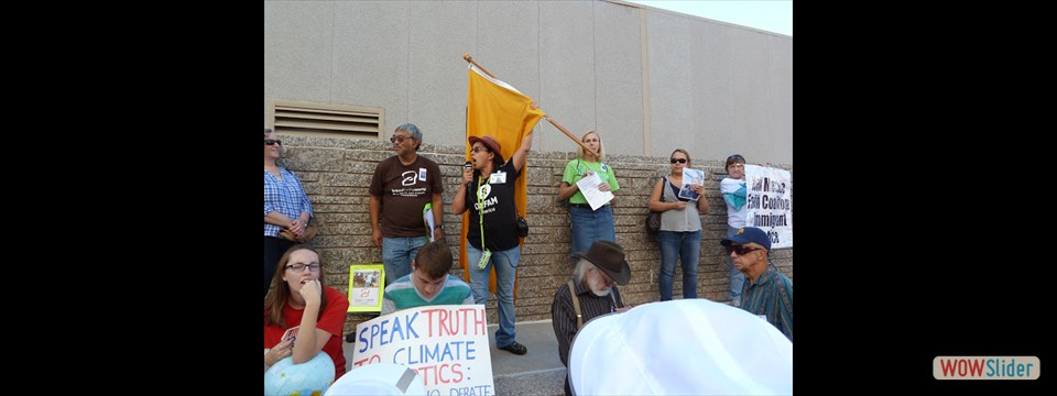 un climate march 23