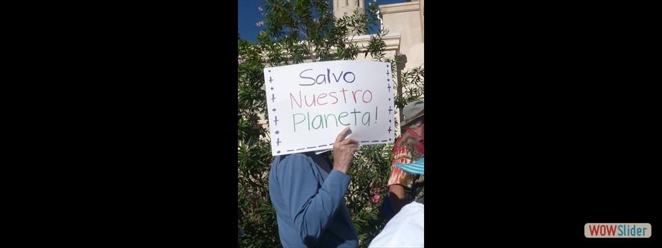 un climate march 5